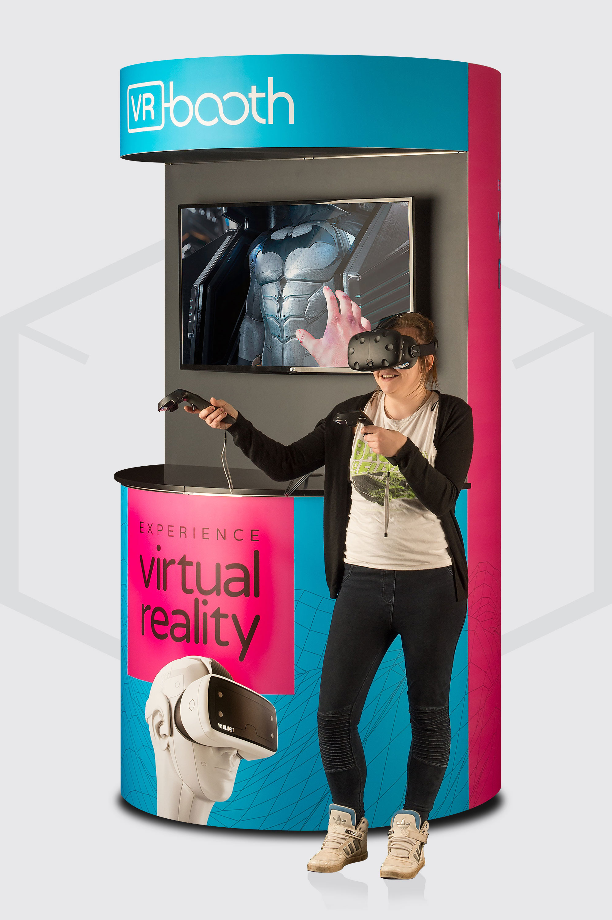 Buy a VR Booth
